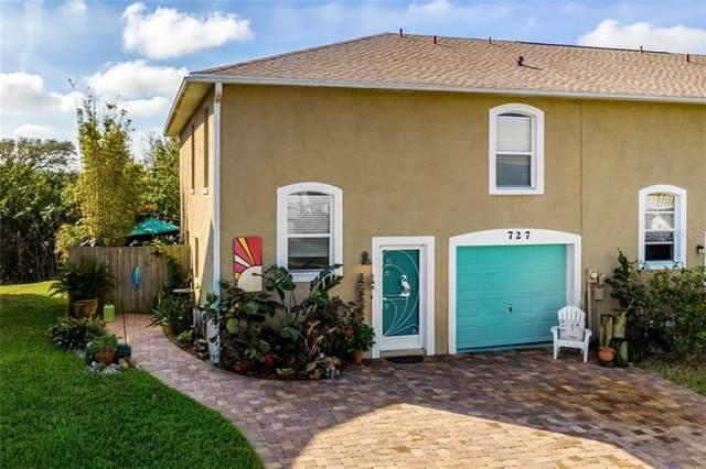 727 Laurel Bay Circle, New Smyrna Beach, FL 32169 (MLS #O5845256) :: Florida Life Real Estate Group