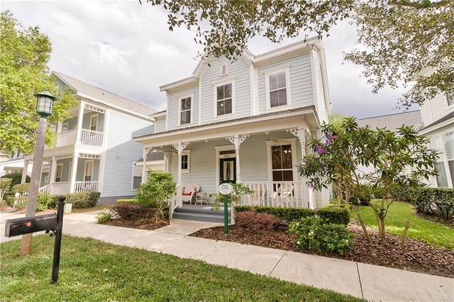 1041 Banks Rose Street, Celebration, FL 34747 (MLS #O5845309) :: Bustamante Real Estate