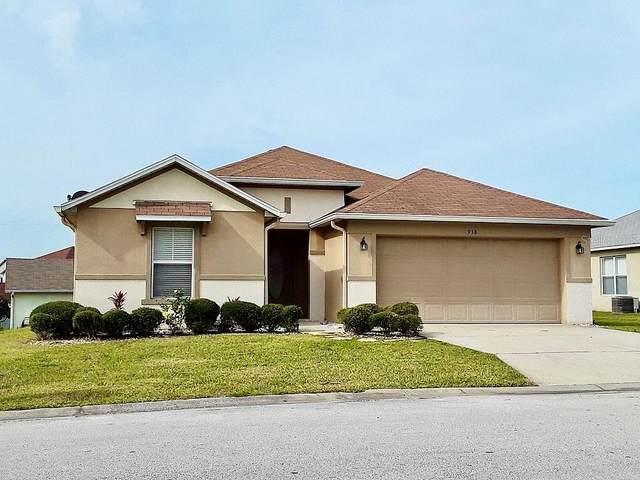 938 Elderberry Drive, Davenport, FL 33897 (MLS #O5845368) :: Lock & Key Realty
