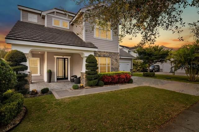 7514 Lake Albert Drive, Windermere, FL 34786 (MLS #O5845392) :: Bustamante Real Estate