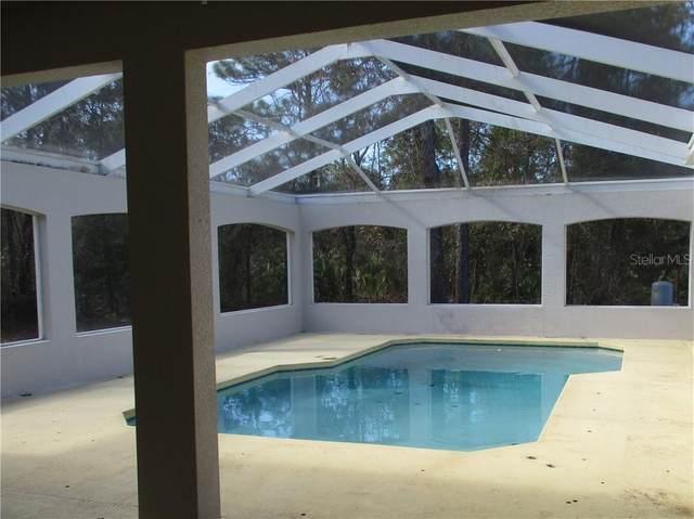 8249 Mazette Road, Weeki Wachee, FL 34613 (MLS #O5845413) :: Homepride Realty Services