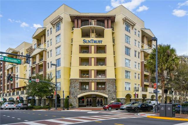 2305 Edgewater Drive #1512, Orlando, FL 32804 (MLS #O5845423) :: Rabell Realty Group