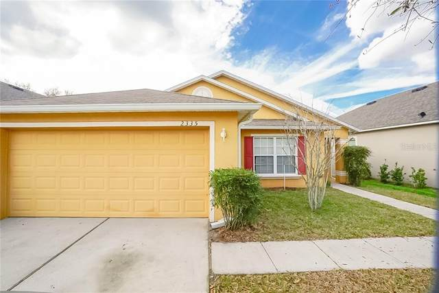 2335 Martins Run, Tavares, FL 32778 (MLS #O5845427) :: The Duncan Duo Team