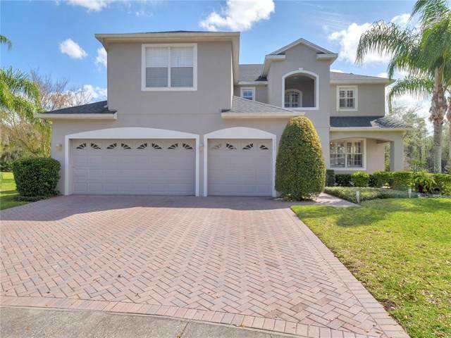 4402 Raywood Ash Court, Oviedo, FL 32766 (MLS #O5845553) :: Griffin Group