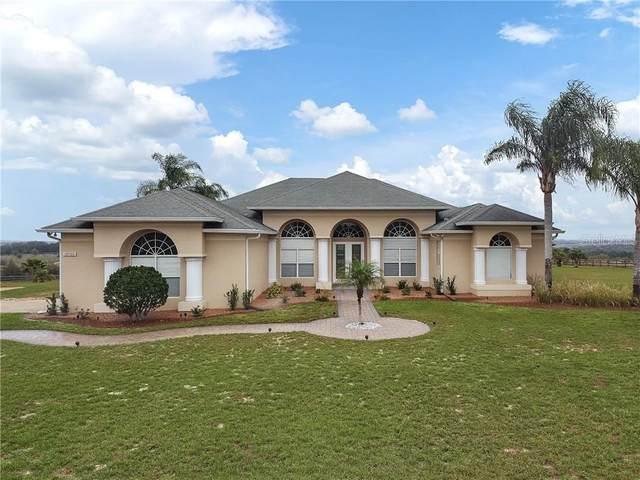 18900 SW Libby Road, Groveland, FL 34736 (MLS #O5845639) :: Sarasota Home Specialists