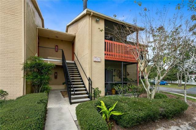 3700 Idlebrook Circle #212, Casselberry, FL 32707 (MLS #O5845719) :: Griffin Group