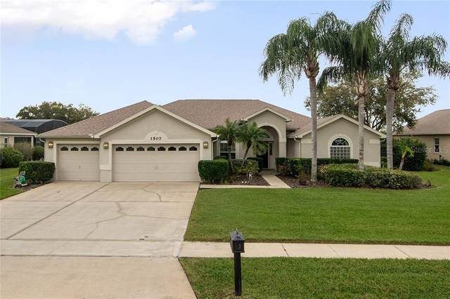 1507 Gants Circle, Kissimmee, FL 34744 (MLS #O5845749) :: Florida Real Estate Sellers at Keller Williams Realty