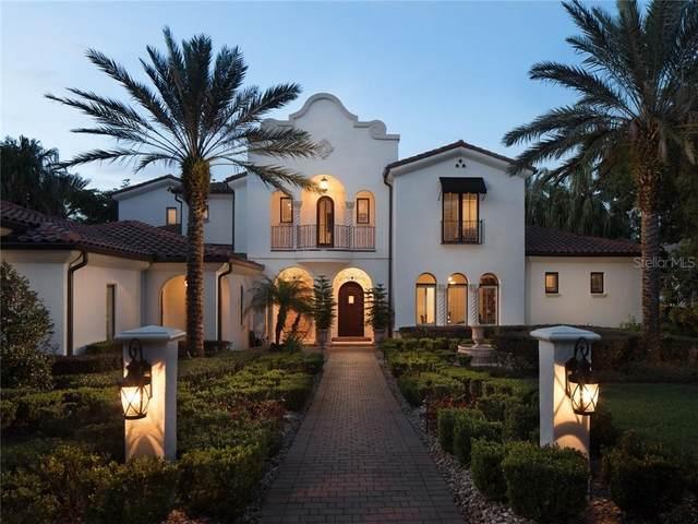11229 Bridge House Road, Windermere, FL 34786 (MLS #O5845770) :: Florida Real Estate Sellers at Keller Williams Realty