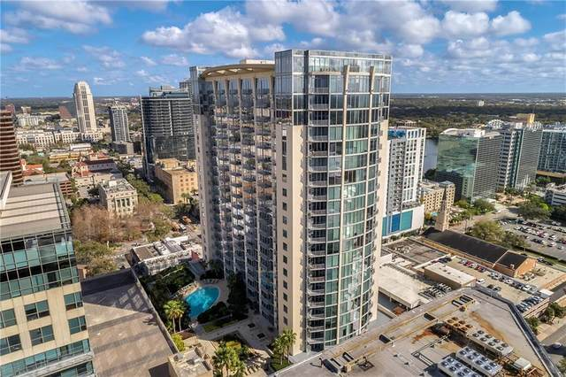 155 S Court Avenue #2109, Orlando, FL 32801 (MLS #O5845821) :: Rabell Realty Group