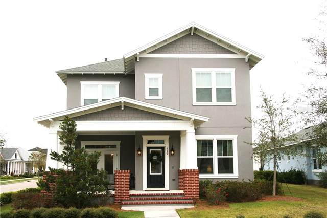 839 Civitas Way, Winter Garden, FL 34787 (MLS #O5845887) :: Gate Arty & the Group - Keller Williams Realty Smart