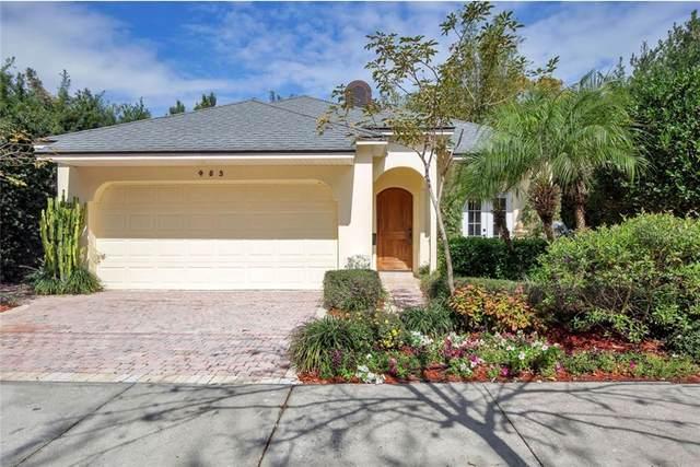 453 Carolina Avenue, Winter Park, FL 32789 (MLS #O5845986) :: Cartwright Realty