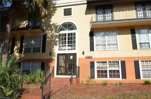 4173 Versailles Drive 4173G, Orlando, FL 32808 (MLS #O5846057) :: The Light Team