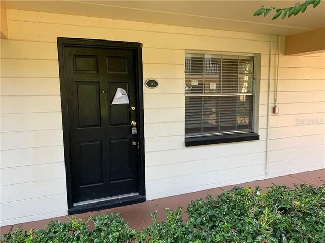 120 S Church Avenue #103, Tampa, FL 33609 (MLS #O5846115) :: Lovitch Group, LLC