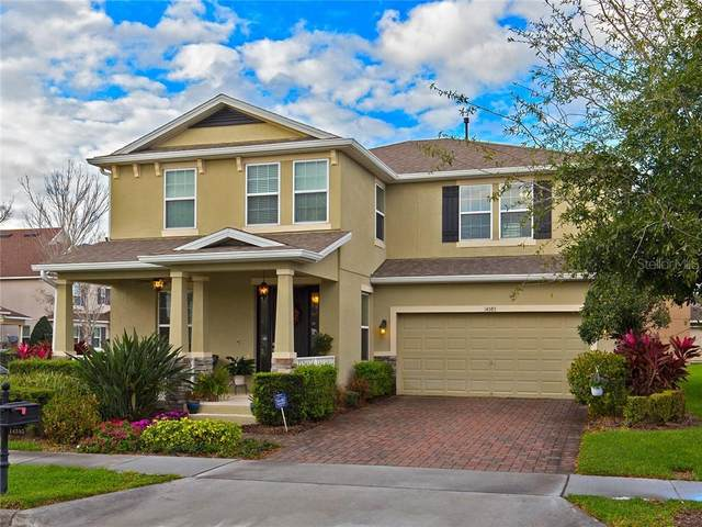 14585 Spotted Sandpiper Boulevard, Winter Garden, FL 34787 (MLS #O5846148) :: The Duncan Duo Team