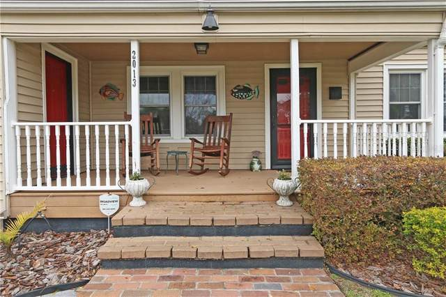 2013 Cornell Avenue, Winter Park, FL 32789 (MLS #O5846238) :: Cartwright Realty