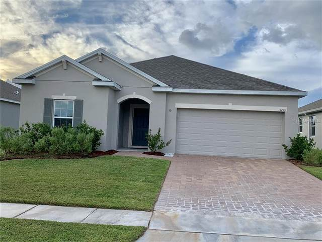2773 Creekmore Court, Kissimmee, FL 34746 (MLS #O5846263) :: Team Bohannon Keller Williams, Tampa Properties