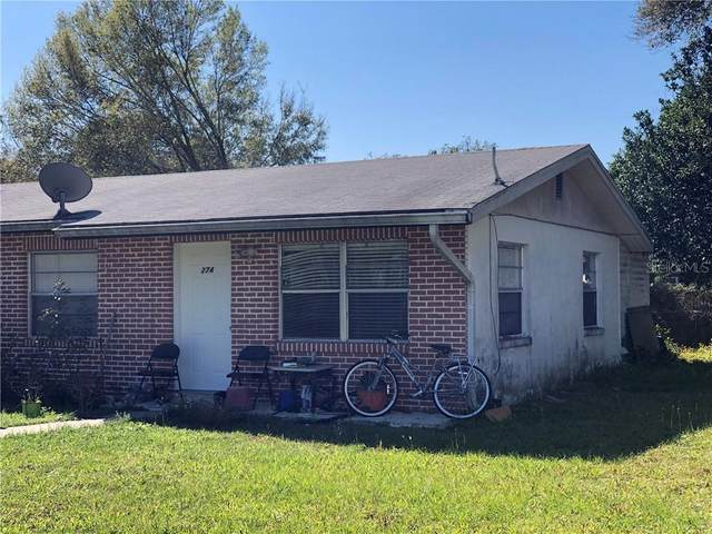 274 Short Street, Lake Mary, FL 32746 (MLS #O5846286) :: Griffin Group