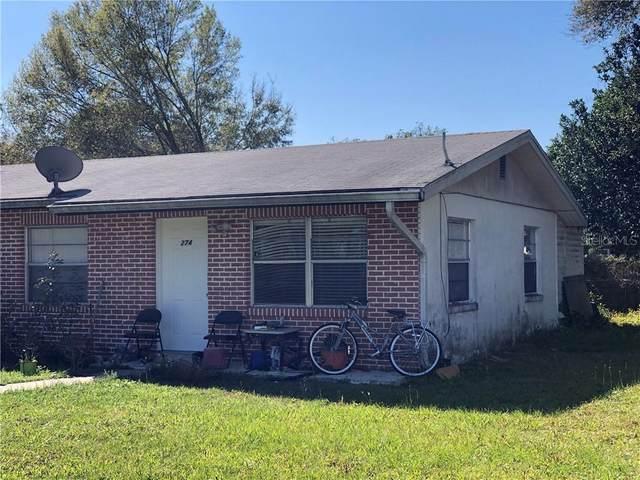 274 Short Street, Lake Mary, FL 32746 (MLS #O5846286) :: Bosshardt Realty