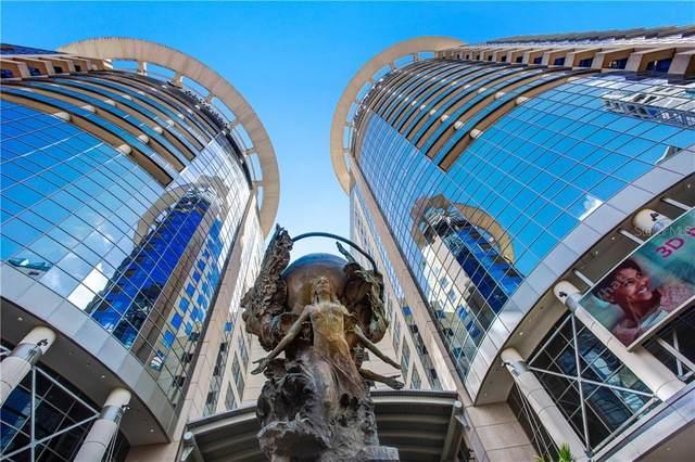 189 S Orange Avenue 1430, 1450 & 14, Orlando, FL 32801 (MLS #O5846345) :: Florida Life Real Estate Group