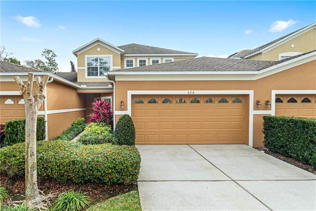 526 Harbor Winds Court, Winter Springs, FL 32708 (MLS #O5846447) :: Team Bohannon Keller Williams, Tampa Properties