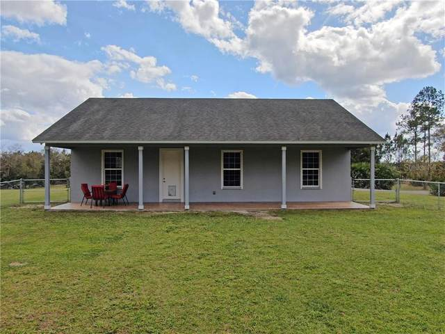 781 Brantly Road, Osteen, FL 32764 (MLS #O5846668) :: The Duncan Duo Team