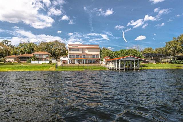 121 N Lake Florence Drive, Winter Haven, FL 33884 (MLS #O5846742) :: Young Real Estate