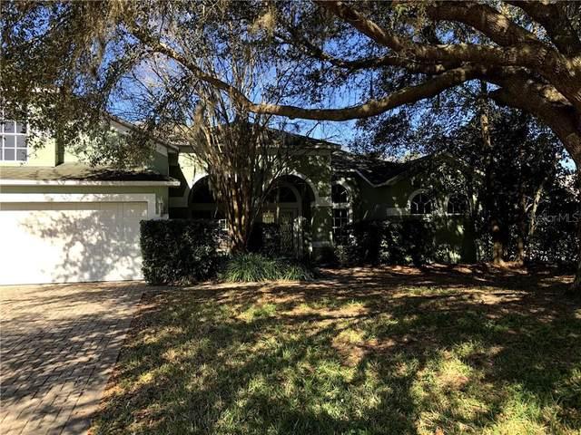 1452 Kensington Woods Drive, Lutz, FL 33549 (MLS #O5846778) :: Medway Realty