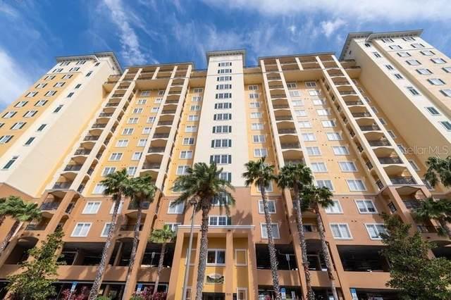 8101 Resort Village Drive #3502, Orlando, FL 32821 (MLS #O5846791) :: Bustamante Real Estate