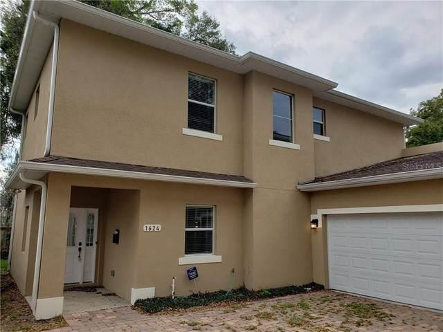 1624 E Ridgewood Street, Orlando, FL 32803 (MLS #O5846913) :: EXIT King Realty
