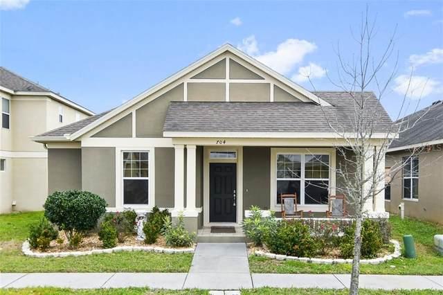 704 Lake Tarpon Way, Groveland, FL 34736 (MLS #O5846936) :: Baird Realty Group