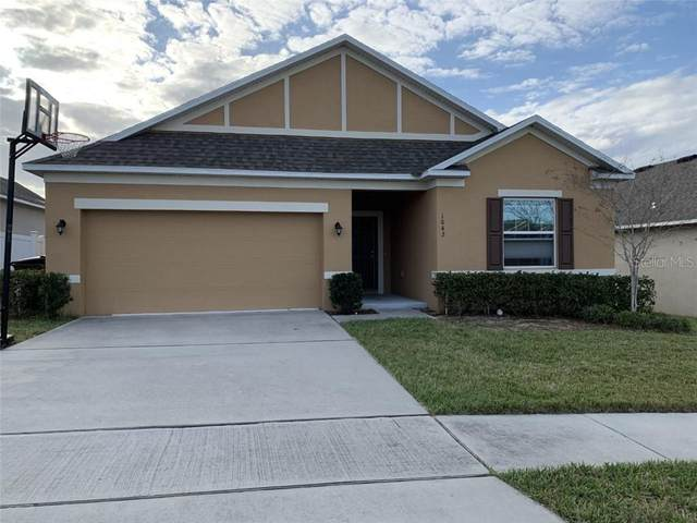 1042 Suffragette Circle, Haines City, FL 33844 (MLS #O5847068) :: Dalton Wade Real Estate Group