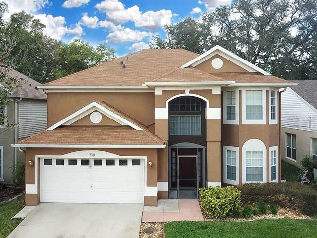 398 Hanging Moss Circle, Lake Mary, FL 32746 (MLS #O5847138) :: Cartwright Realty