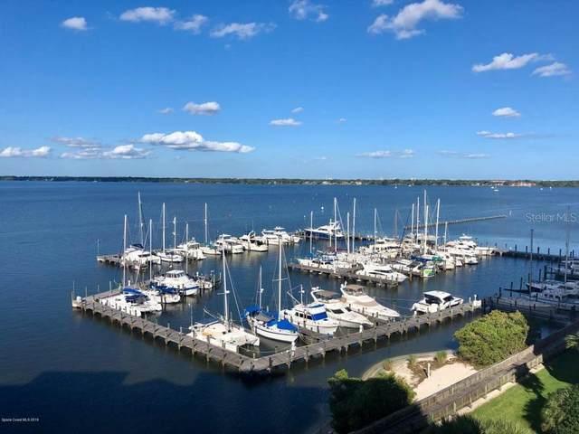 15 N Indian River Drive #805, Cocoa, FL 32922 (MLS #O5847300) :: Keller Williams on the Water/Sarasota