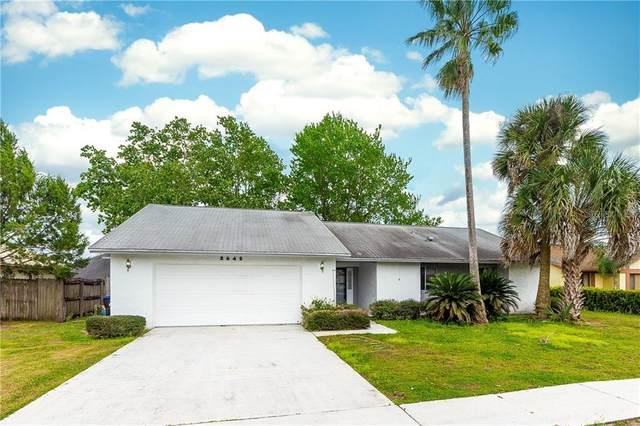 2645 Abney Avenue #4, Orlando, FL 32833 (MLS #O5847486) :: Lucido Global
