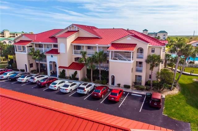 445 Bouchelle Drive #305, New Smyrna Beach, FL 32169 (MLS #O5847528) :: BuySellLiveFlorida.com