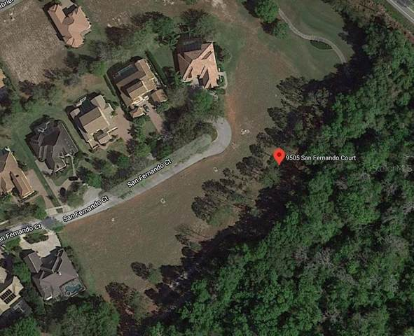 9505 San Fernando Court, Howey in the Hills, FL 34737 (MLS #O5847814) :: Florida Real Estate Sellers at Keller Williams Realty