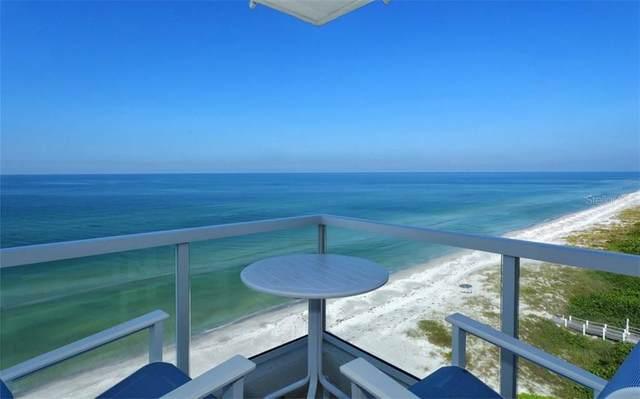 1050 Longboat Club Road #906, Longboat Key, FL 34228 (MLS #O5848922) :: Delta Realty Int