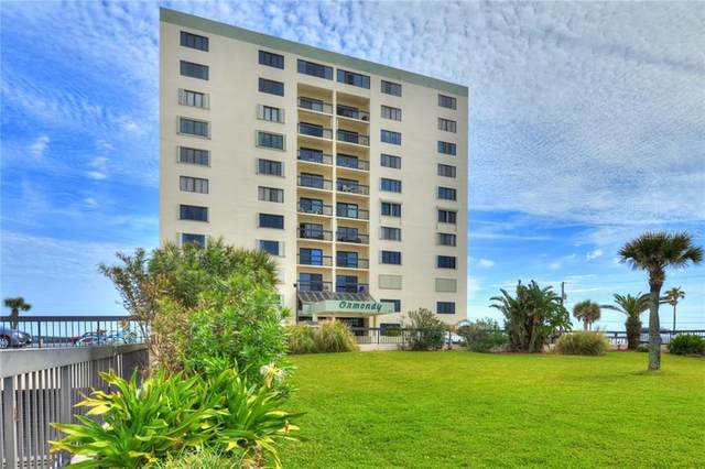 1513 Ocean Shore Boulevard 8D, Ormond Beach, FL 32176 (MLS #O5848973) :: Florida Life Real Estate Group