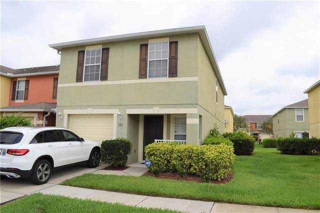 521 Cresting Oak Circle #76, Orlando, FL 32824 (MLS #O5849021) :: Team Borham at Keller Williams Realty