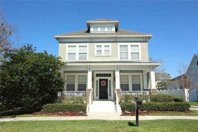 3601 Parkland Drive, Orlando, FL 32814 (MLS #O5849185) :: Your Florida House Team
