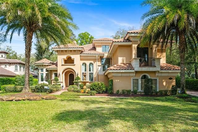 7345 Bella Foresta Place, Sanford, FL 32771 (MLS #O5849255) :: The Duncan Duo Team