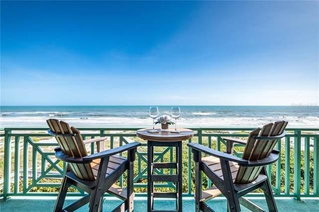 1431 S Atlantic Avenue #402, Cocoa Beach, FL 32931 (MLS #O5849388) :: Godwin Realty Group