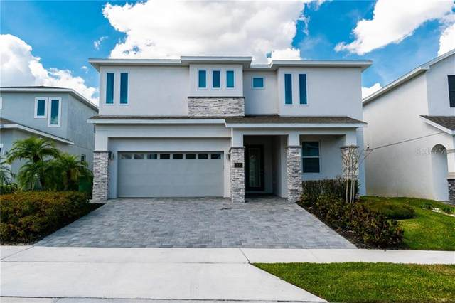 7448 Marker Avenue, Kissimmee, FL 34747 (MLS #O5850077) :: Bridge Realty Group