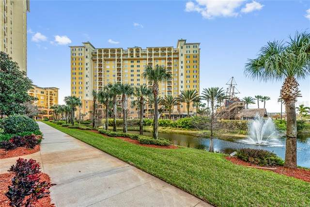8101 Resort Village Drive #31408, Orlando, FL 32821 (MLS #O5850535) :: Keller Williams on the Water/Sarasota