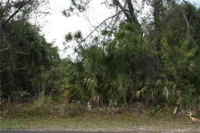 Lot 16 Garbelmann Street SW, Palm Bay, FL 32908 (MLS #O5850552) :: Bustamante Real Estate