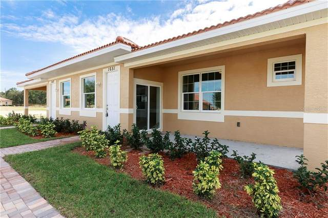 1583 Cumin Drive, Poinciana, FL 34759 (MLS #O5850603) :: Lockhart & Walseth Team, Realtors