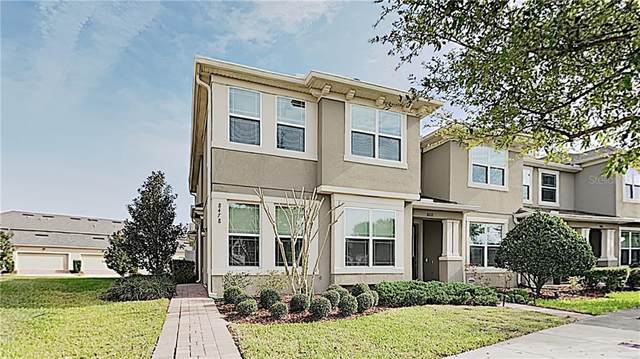 8478 Coventry Park Way, Windermere, FL 34786 (MLS #O5850641) :: Griffin Group
