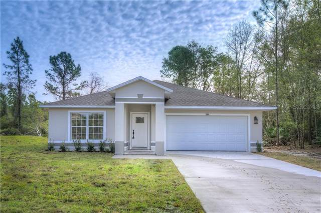 2885 E Slater Drive, Deltona, FL 32738 (MLS #O5850747) :: Premium Properties Real Estate Services