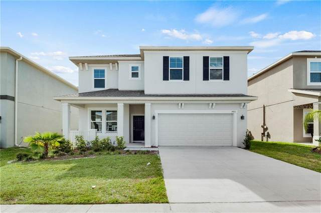1480 Benevento Street, Saint Cloud, FL 34771 (MLS #O5850834) :: Griffin Group