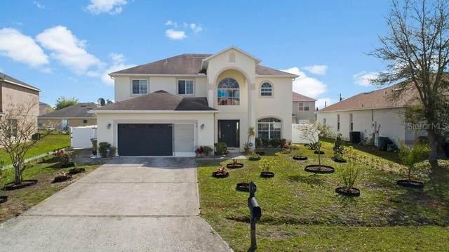 610 Elbridge Drive, Kissimmee, FL 34758 (MLS #O5850866) :: Premium Properties Real Estate Services